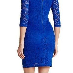 Laundry By Shelli Segal Dresses - NWT Laundry Blue Cocktail Dress